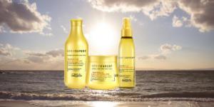 Solar Sublime – aj vlasy môžu milovať leto