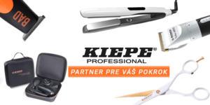 KIEPE Professional, partner pre váš pokrok
