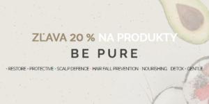 Akcia na značku Be Pure Niamh -20%