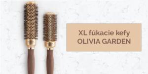 Fúkacie kefy Speed XL od Olivia Garden